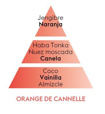 Pyramide Olfative Orange De Cannele
