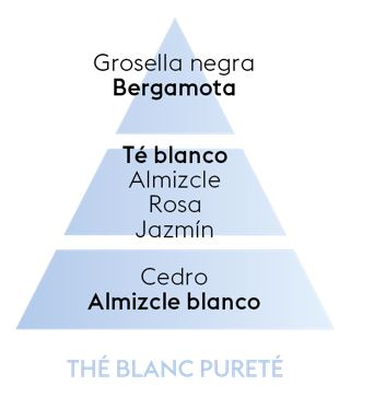 Pyramide Olfative The Blanc Purete