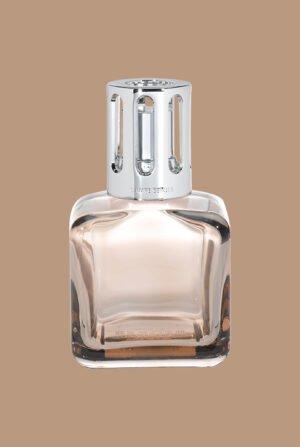 Lámpara cúbica cristal nude transparente x1 recarga Poussière d'Ambre 4565
